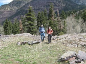 Ouray Perimeter Trail 1