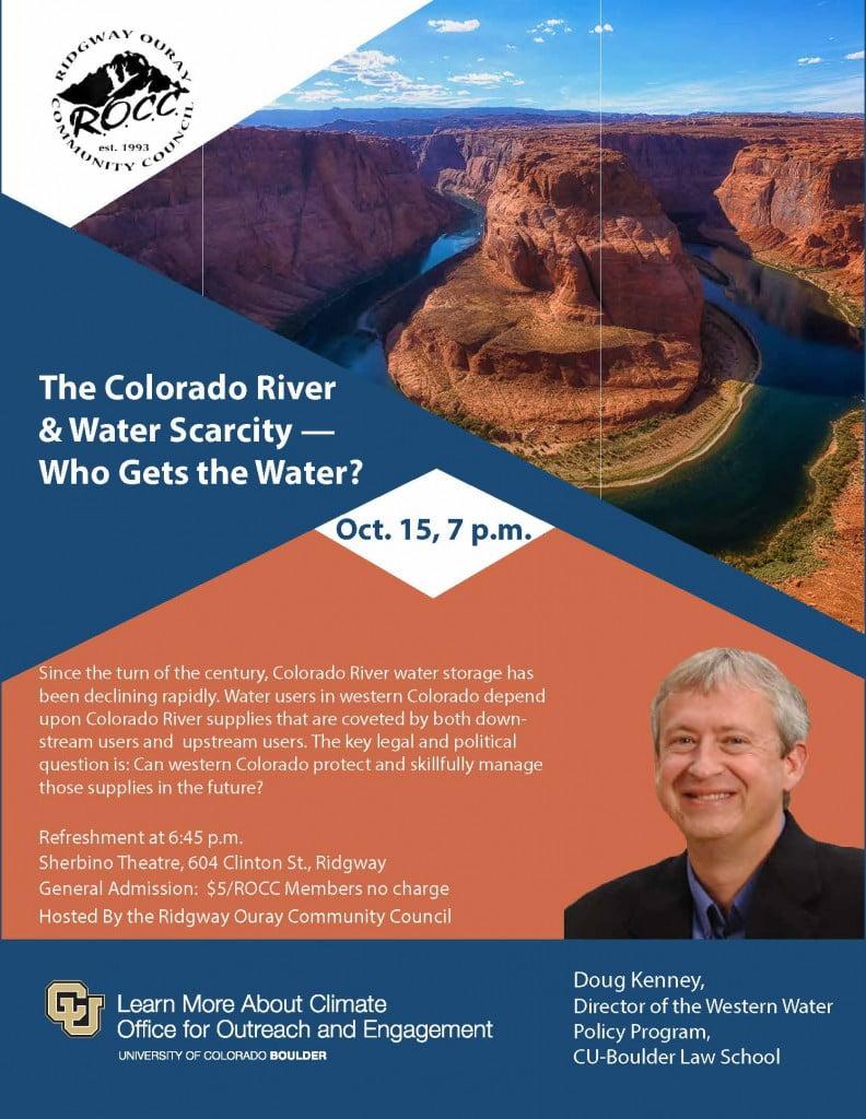 ROCC Water Presentation Oct 15