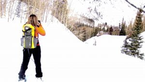 2020 Red Mountain Mining District Snowshoe Tour