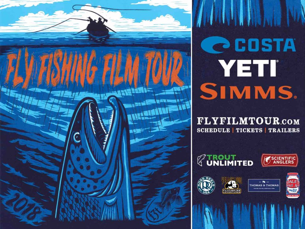 Fly Fishing Film Tour Benefit for the Uncompahgre River @ Montrose Pavilion | Montrose | Colorado | United States