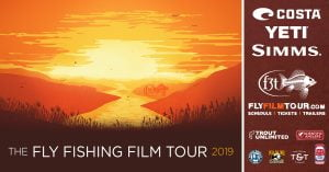 2019 Fly Fishing Film Tour @ Montrose Pavilion