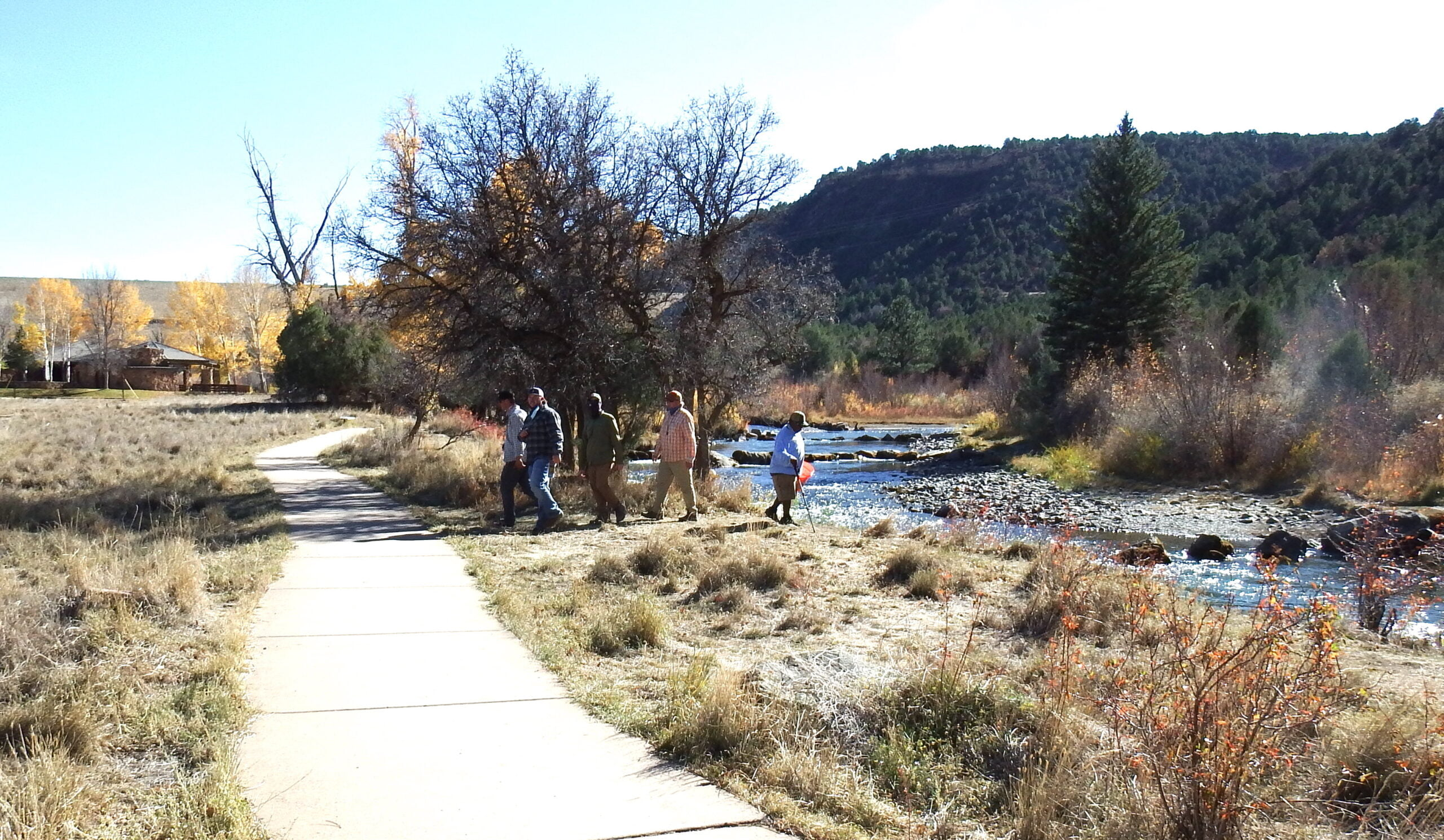 Riparian & River Habitat Restoration